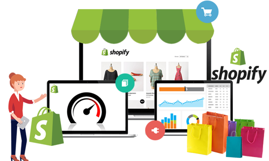 Shopify Store Development Services in Calgary