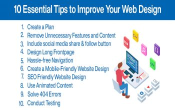 10 Essential Tips to Improve Your Web Design