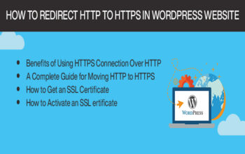 How to Redirect HTTP to HTTPS in WordPress Website?