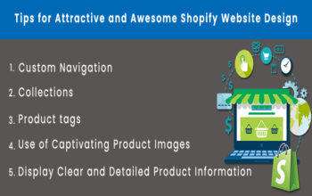 Shopify Website Design Tips for Your Business